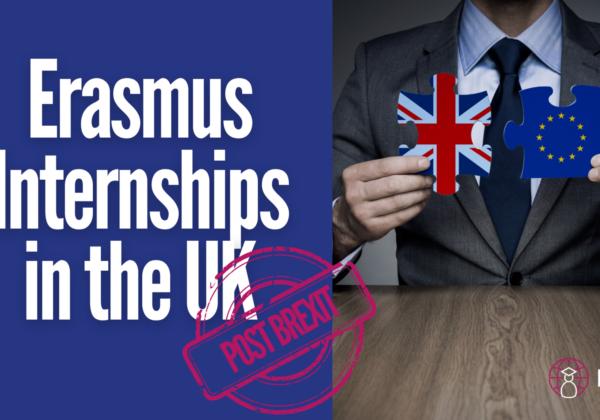 Brexit and Erasmus Update by ESPAUK